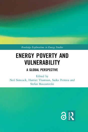 Energy Poverty and Vulnerability A Global Perspective book cover