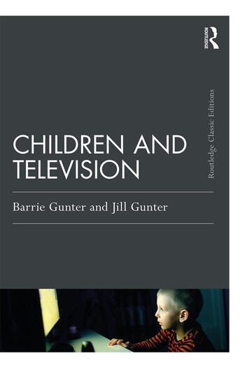 Children and Television book cover