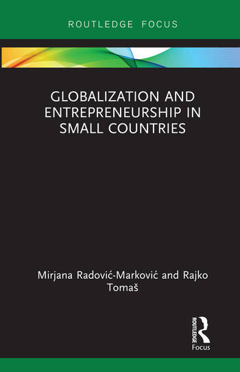 Globalization and Entrepreneurship in Small Countries book cover