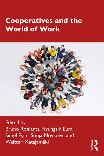 Cooperatives and the World of Work book cover