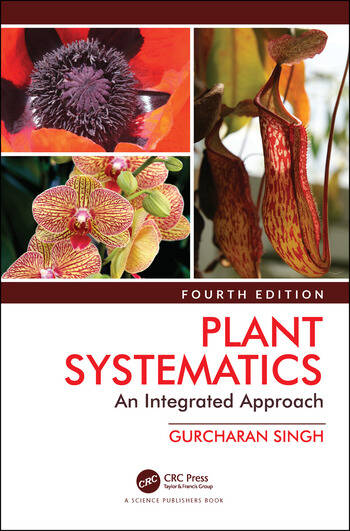 Plant Systematics An Integrated Approach, Fourth Edition book cover