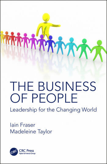 The Business of People Leadership for the Changing World book cover