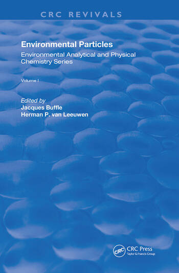 Environmental Particles Volume 1 book cover
