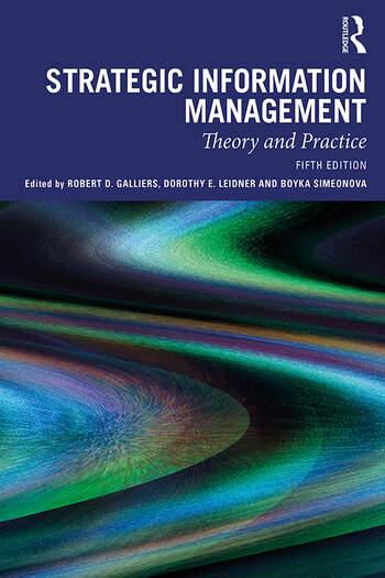 Strategic Information Management Theory and Practice book cover