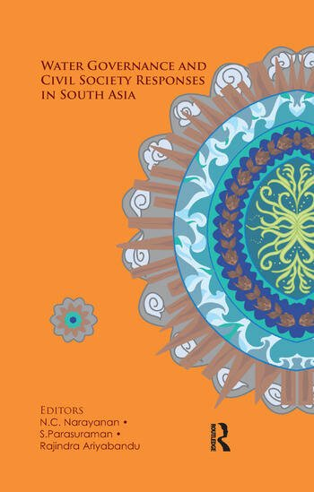 Water Governance and Civil Society Responses in South Asia book cover