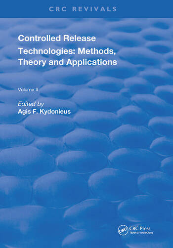 Controlled Release Technologies Methods, Theory, and Applications book cover