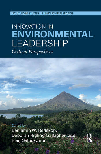 Innovation in Environmental Leadership Critical Perspectives book cover
