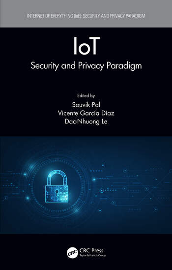 IOT Security and Privacy Paradigm book cover