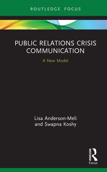 Public Relations Crisis Communication A New Model book cover