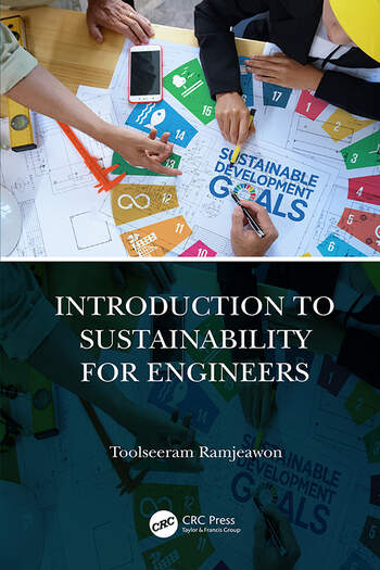 Introduction to Sustainability for Engineers book cover