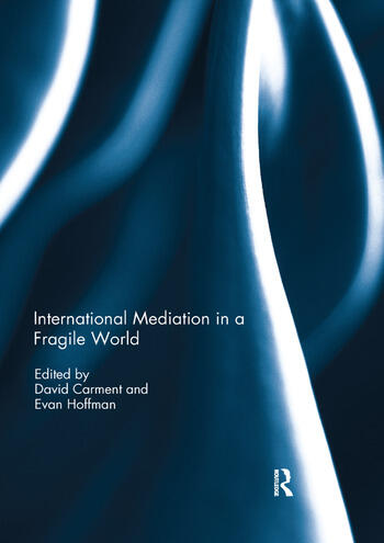International Mediation in a Fragile World book cover