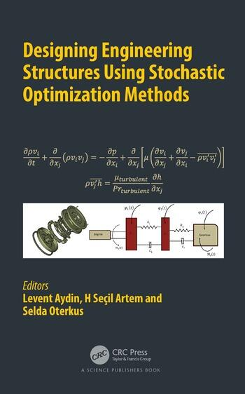 Designing Engineering Structures using Stochastic Optimization Methods book cover