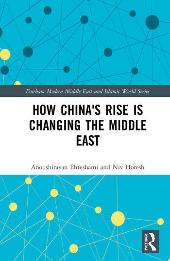 How China's Rise is Changing the Middle East book cover