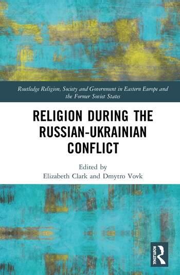 Religion during the Russian-Ukrainian Conflict book cover
