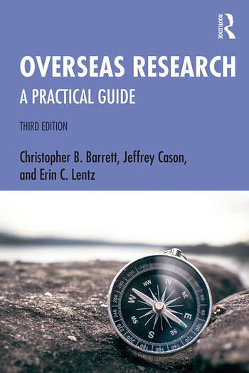 Overseas Research A Practical Guide book cover