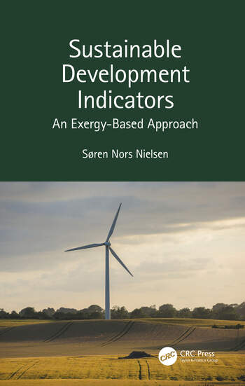 Sustainable Development Indicators An Exergy-Based Approach book cover