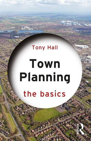 Town Planning The Basics book cover