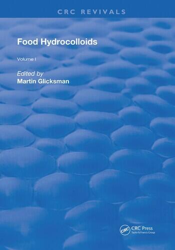 Food Hydrocolloids book cover