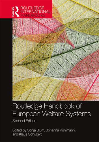 Routledge Handbook of European Welfare Systems book cover