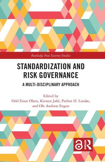 Standardization and Risk Governance A Multi-Disciplinary Approach book cover