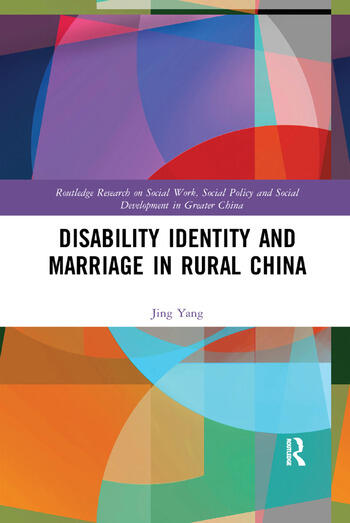 Disability Identity and Marriage in Rural China book cover