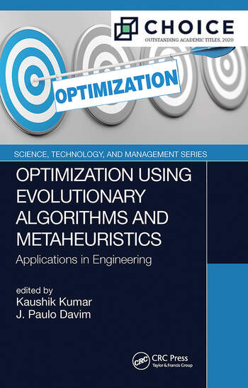 Optimization Using Evolutionary Algorithms and Metaheuristics Applications in Engineering book cover