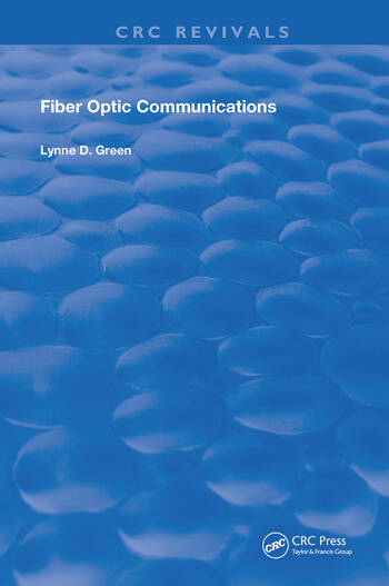Fiber Optic Communications book cover