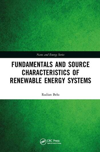 Fundamentals and Source Characteristics of Renewable Energy Systems book cover