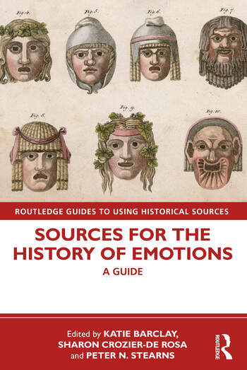Sources for the History of Emotions A Guide book cover