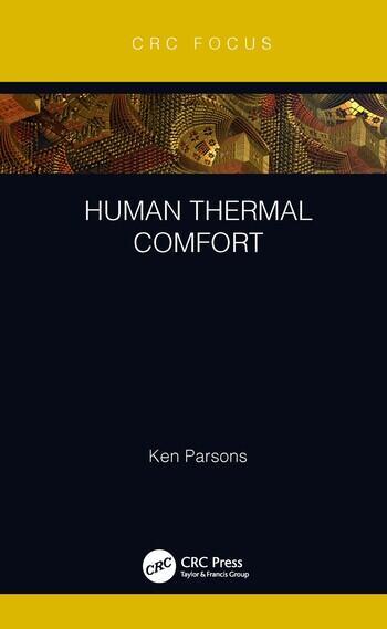 Human Thermal Comfort book cover