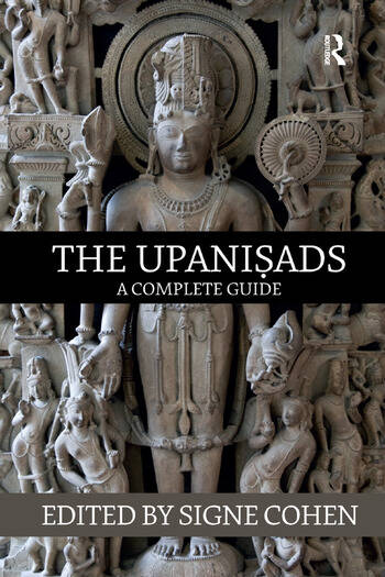 The Upanisads A Complete Guide book cover