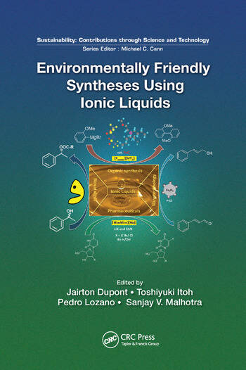 Environmentally Friendly Syntheses Using Ionic Liquids book cover
