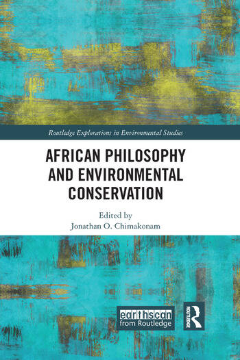 African Philosophy and Environmental Conservation book cover