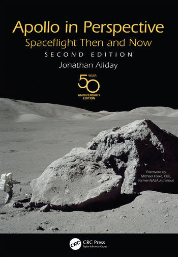 Apollo in Perspective Spaceflight Then and Now book cover