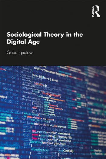 Sociological Theory in the Digital Age book cover