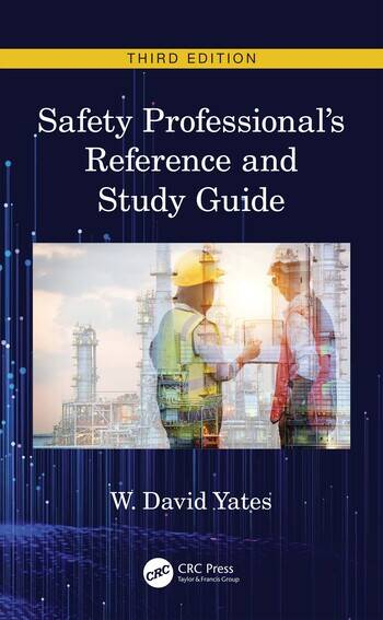 Safety Professional's Reference and Study Guide, Third Edition book cover