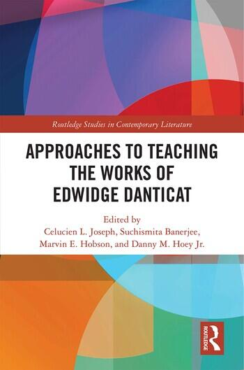 Approaches to Teaching the Works of Edwidge Danticat book cover