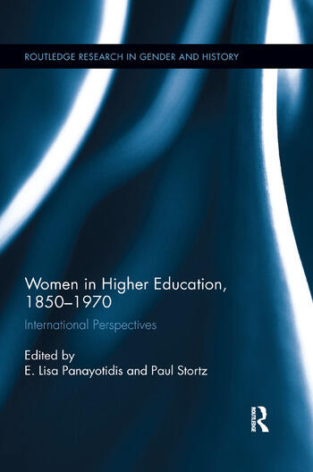 Women in Higher Education, 1850-1970 International Perspectives book cover