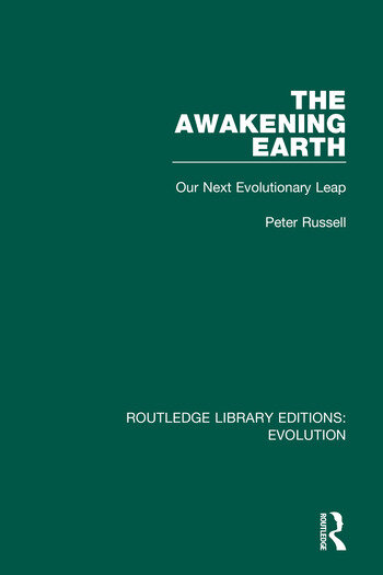 The Awakening Earth Our Next Evolutionary Leap book cover