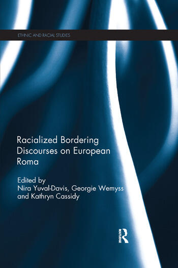 Racialized Bordering Discourses on European Roma book cover