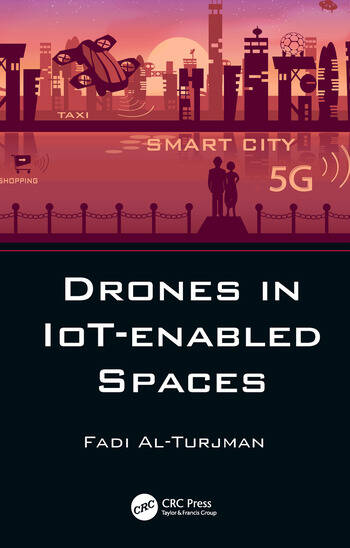 Drones in IoT-enabled Spaces book cover