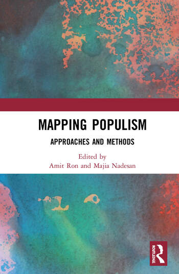 Mapping Populism Approaches and Methods book cover