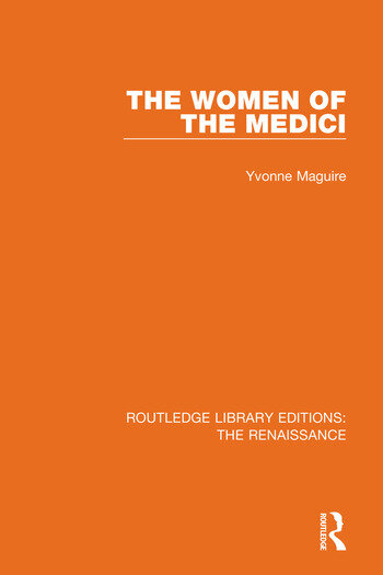 The Women of the Medici book cover