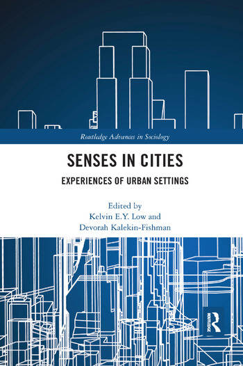 Senses in Cities Experiences of Urban Settings book cover
