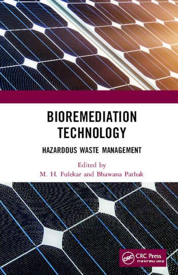Bioremediation Technology Hazardous Waste Management book cover