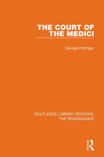 The Court of the Medici book cover