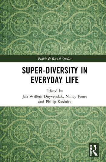 Super-Diversity in Everyday Life book cover
