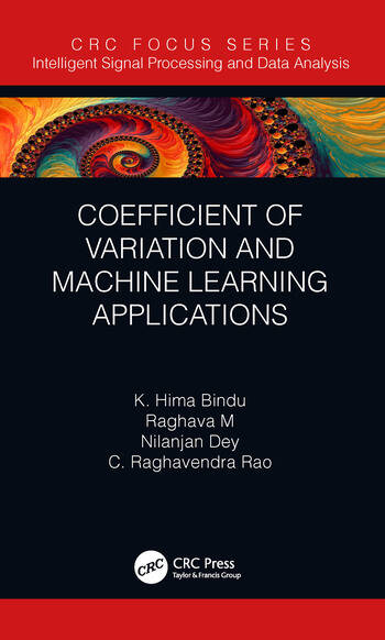 Coefficient of Variation and Machine Learning Applications book cover