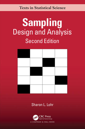 Sampling: Design and Analysis book cover