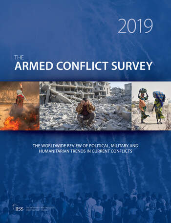 Armed Conflict Survey 2019 book cover